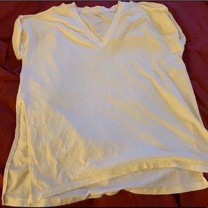 All Saints Tops - All Saints womens m/l v-neck T-shirt